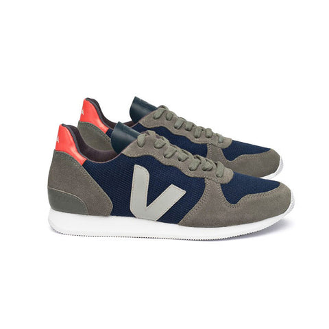 Holiday Low Top Mesh Nautico - VEJA Shoes