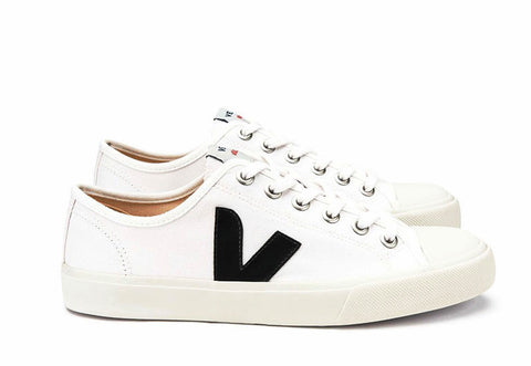 Wata Canvas White/Black - VEJA Shoes