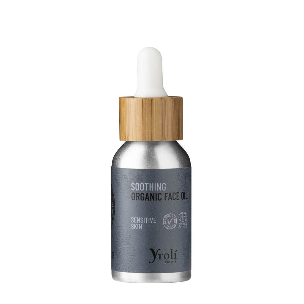 Soothing Faceoil (40ml) - Yrolí Skincare