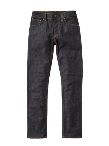 Grim Tim Dry Open Navy - Nudie Jeans