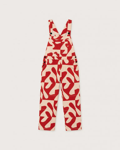 Zabawa Venus Overall (Red) - Thinking MU