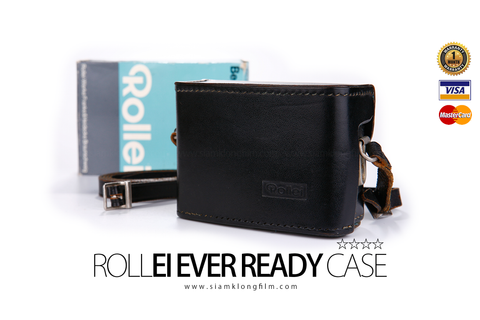 [SALE] เคสกล้องฟิล์ม Rollei 35 Ever Ready Case - สยามกล้องฟิล์ม
