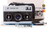 [SALE] กล้องฟิล์ม Rollei 35 Made In Germany (1st Production)