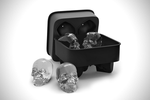 3D Skull Ice Mold - Promotion