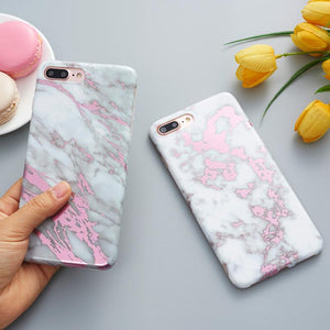 Shiny Marble iPhone Case