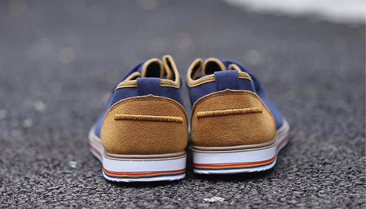High Cut Canvas Shoe