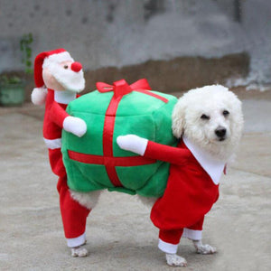 Funny Santa's Helper