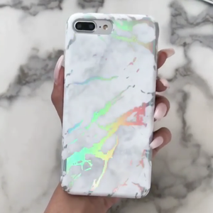 SS Marble iPhone Case