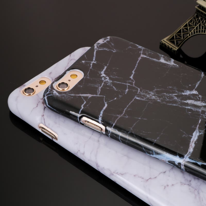 Khloé Marble Case - Limit to One Per Order