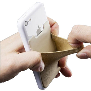 Flexible Card Holder