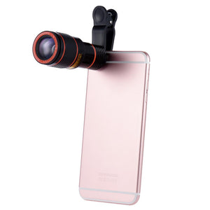 12X Mobile Phone Zoom Lens