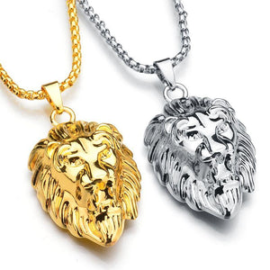 Sir Alex Lion Pendant