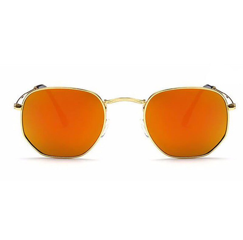 St Tropez Hexagon Polarized Sunglasses