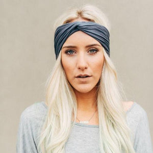 Twisted Cross Headband