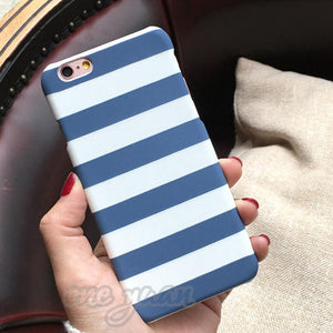 Monsieur Stripey Stripe Case