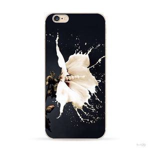 Flower Paint iPhone 6/6s Case - Foenix Direct