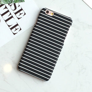 Zebra Stripe Case For iPhone 5/6/6 Plus