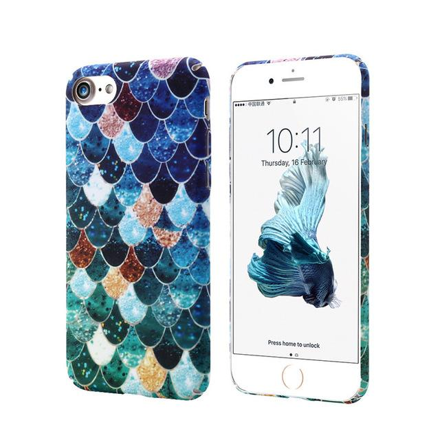 Mermaid Scale iPhone Case