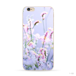 Purple Fields iPhone 6/6s Case - Foenix Direct