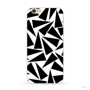 Triangles Soft iPhone 6/6s Case
