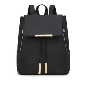 Olivia PU Leather Backpack