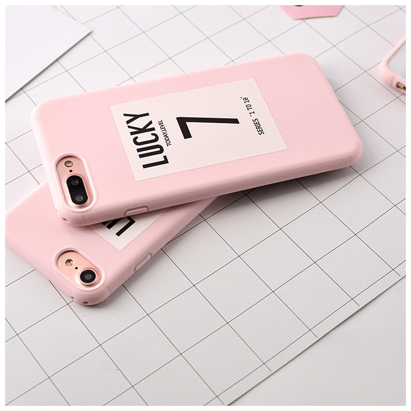 Lucky 7 iPhone 7/7 Plus Case