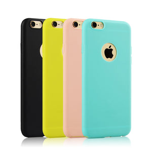 Soft Silicon Case for iPhone 7 - Foenix Direct