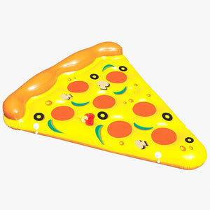 Gigantic Inflatable Pizza Slice - Foenix Direct