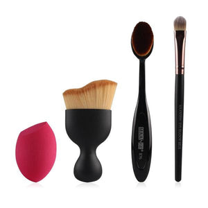 4pcs Makeup Set