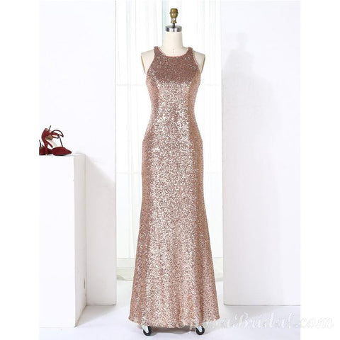 099687d630 products 2019 Charming Sparkly Modest Most Popular Mermaid Sequin Long Bridesmaid Dresses WG04-2 2.jpg