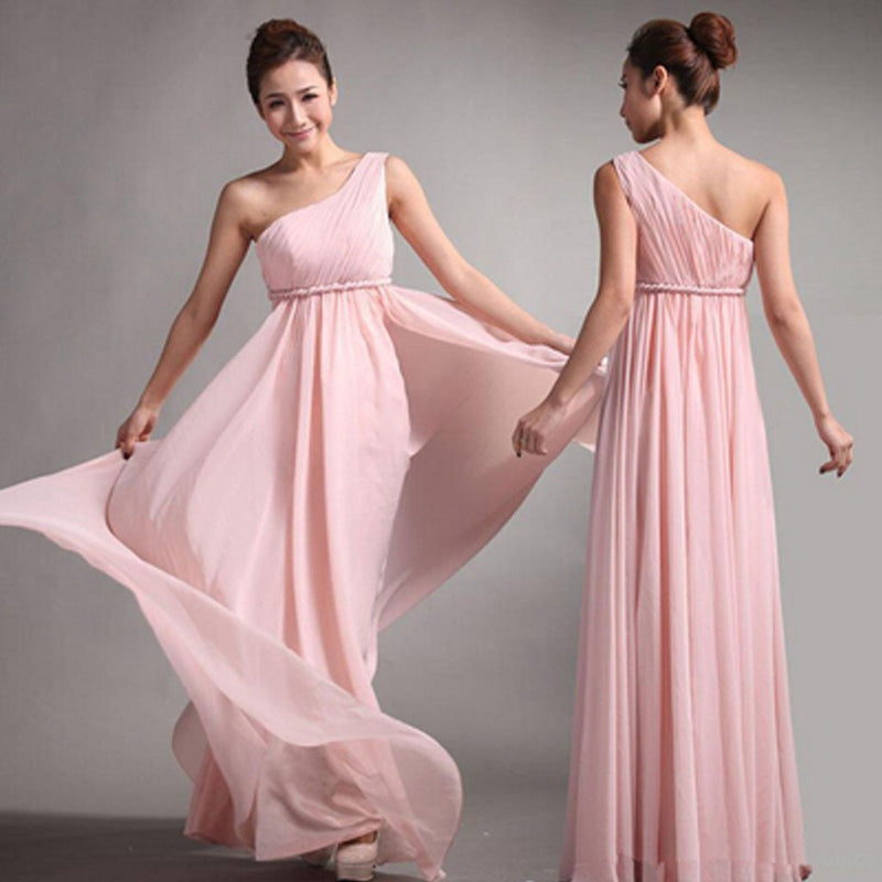 On Sale Popular Charming Open Back Sexy Mermaid Long Bridesmaid Dresses for Wedding, WG011