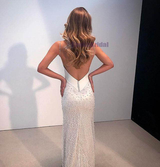 Beading Stunning Sparkly Sexy Fashion Elegant Formal Prom Dresses, Hot-selling Prom dress, PD0555 - SposaBridal