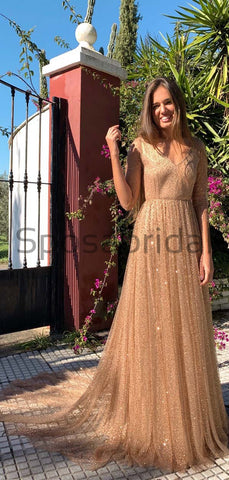 products/A-Line_Champage_Sequin_Tulle_V-Neck_Sparkly_Stunning_Long_Prom_Dresses_3.jpg