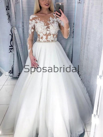 products/A-lineDreamSimpleVintageWeddingDressesWithLongSleeves_1.jpg