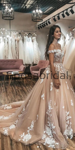 products/A-lineLaceOfftheShoulderChampagneVintageWeddingDresses_2.jpg