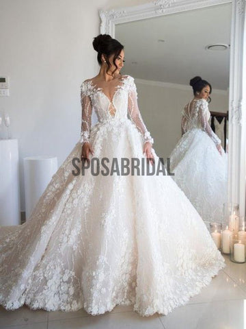 products/A-lineLongSleevesLaceVintageWeddingDresses_1.jpg