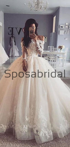 products/A-lineOfftheShoulderModestLacePrincessWeddingDresses_2.jpg
