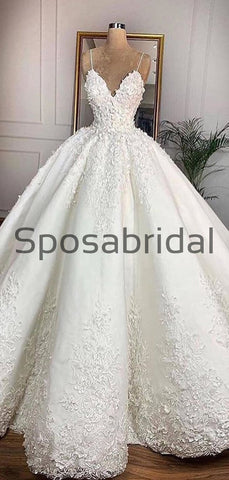 products/A-lineSpaghettiStrapsVintagePrincessRomanticWeddingDresses_BridalGown_1.jpg