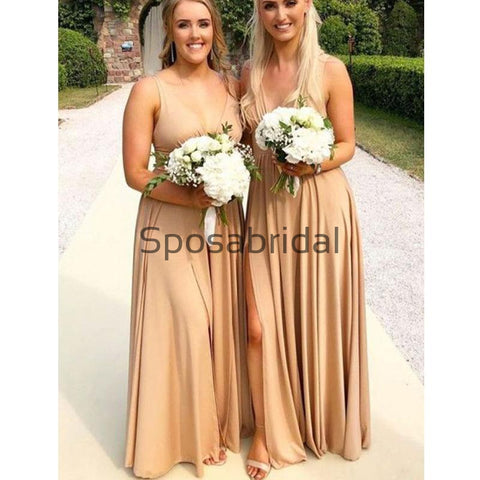 products/A-lineV-NeckGoldSimpleLongBridesmaidDresses_3.jpg