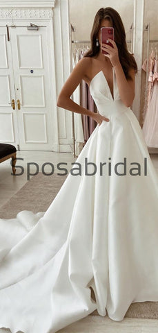 products/A-lineVintageSatinUniquePrincessWeddingDresses_1.jpg