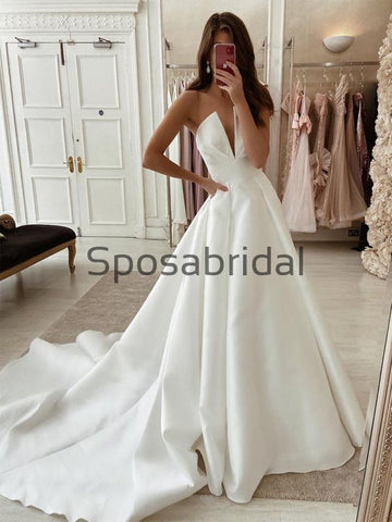 products/A-lineVintageSatinUniquePrincessWeddingDresses_2.jpg