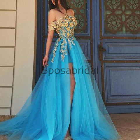 products/A-line_Blue_Tulle_Gold_Appliques_Off_the_Shoulder_Formal_Prom_Dresses_1.jpg