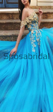 products/A-line_Blue_Tulle_Gold_Appliques_Off_the_Shoulder_Formal_Prom_Dresses_2.jpg