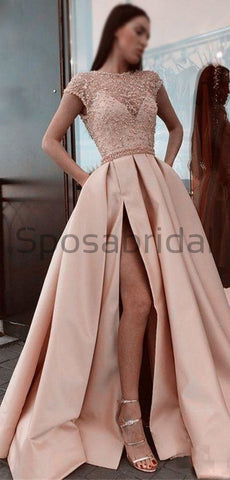 products/A-line_Cap_Sleeves_Satin_Side_Slit_Formal_Long_Modest_Prom_Dresses_with_bead_2.jpg