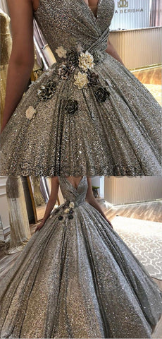 products/A-line_Gorgeous_Grey_Silver_V-neck_Sequin_Sparkly_Long_Fashion_Prom_Dresses_Ball_gown_2.jpg
