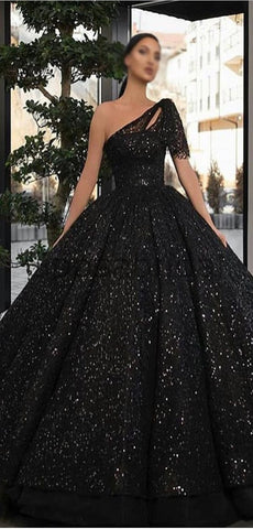 products/A-line_Gorgeous_One_Shoulder_Black_Sequin_Sparkly_Long_Fashion_Prom_Dresses_Ball_gown_2.jpg