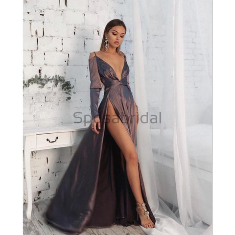 products/A-line_Long_Sleeves_High_Slit_Deep_V-neck_Simple_Formal_Long_Prom_Dresses_evening_dress.jpg