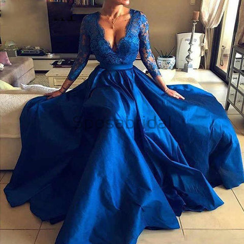 products/A-line_Long_Sleeves_Royal_Blue_Satin_Lace_Formal_Vintag_Long_Prom_Dreses_1.jpg