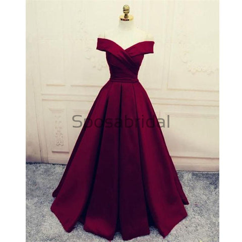 products/A-line_Off_the_Shoulder_Burgundy_Satin_Modest_Simple_Prom_Dresses_3.jpg