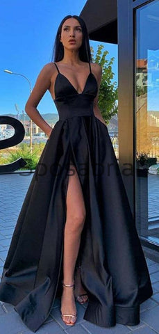 products/A-line_Satin_Black_Side_Slit_Simple_Cheap_Vintage_Party_Prom_Dresses.jpg